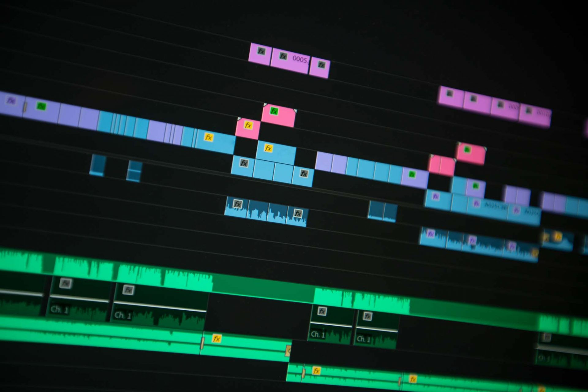 Cine Media Groep Video Editing
