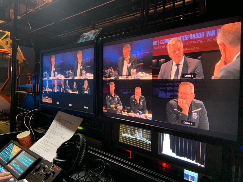Donar Kerstspecial 2019 Cine Media Groep Live camera registratie en Live stream Groningen