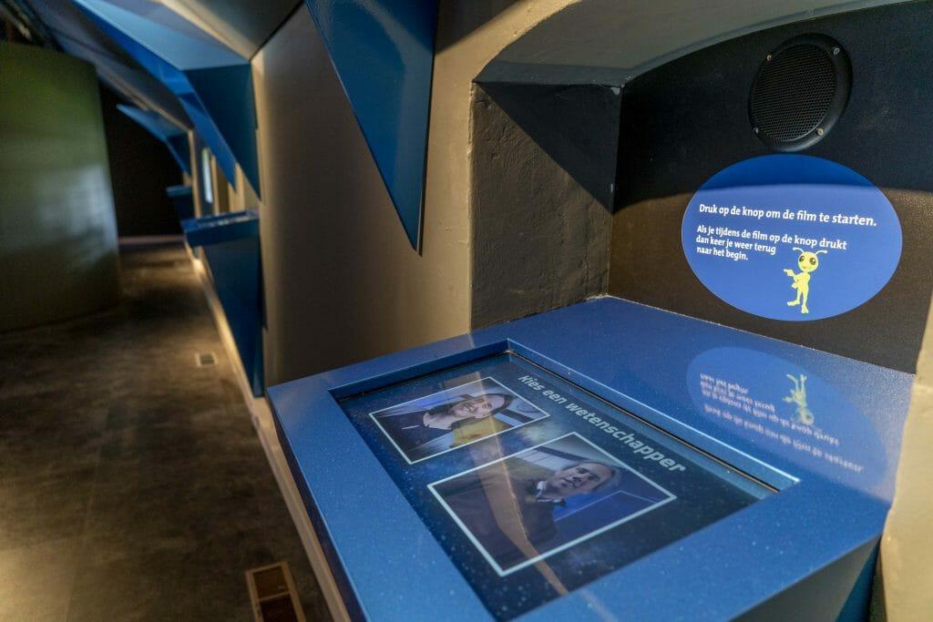 Cine Media Groep, interactiviteit voor Astron