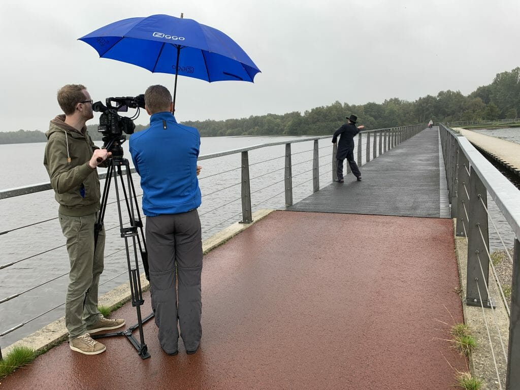 Cine Media Groep Camera Mensen Verhuur
