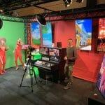 Cine Media Groep Interactieve installaties